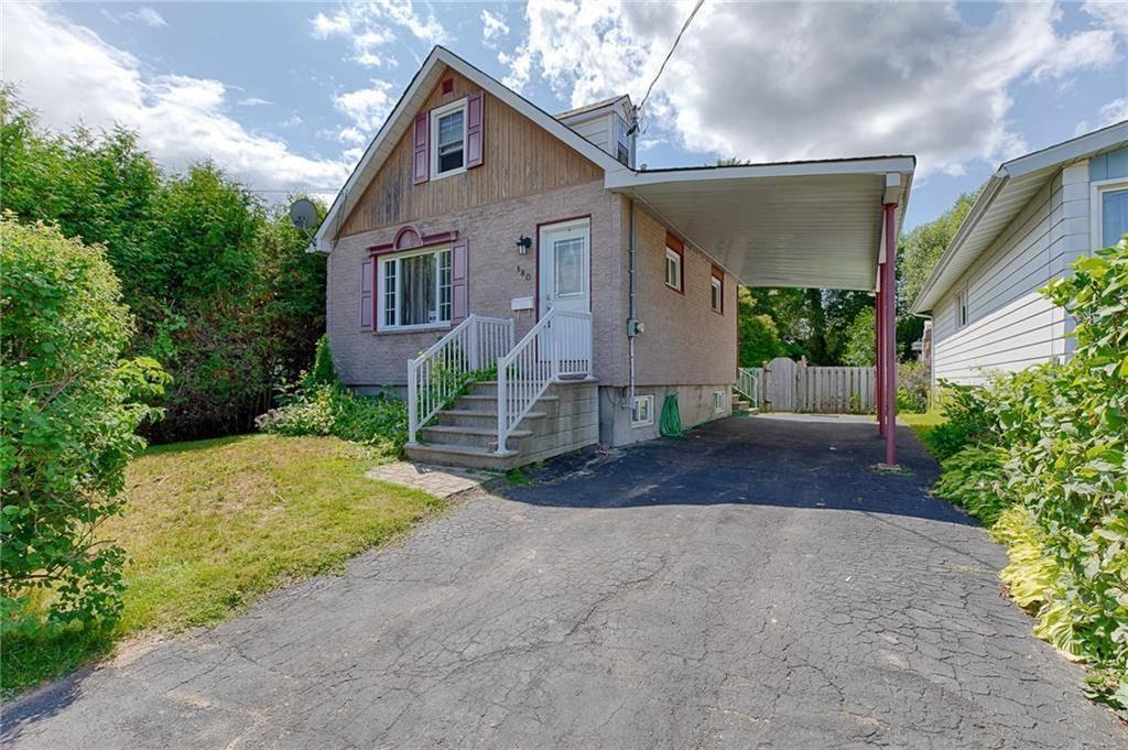 House for sale at 180 Riverside Dr Pembroke Ontario - MLS: 1164733