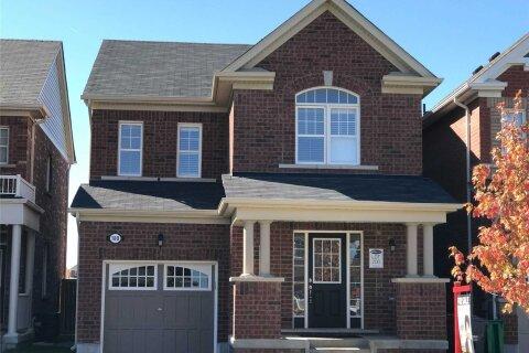 House for rent at 180 Robert Parkinson Dr Brampton Ontario - MLS: W4966743