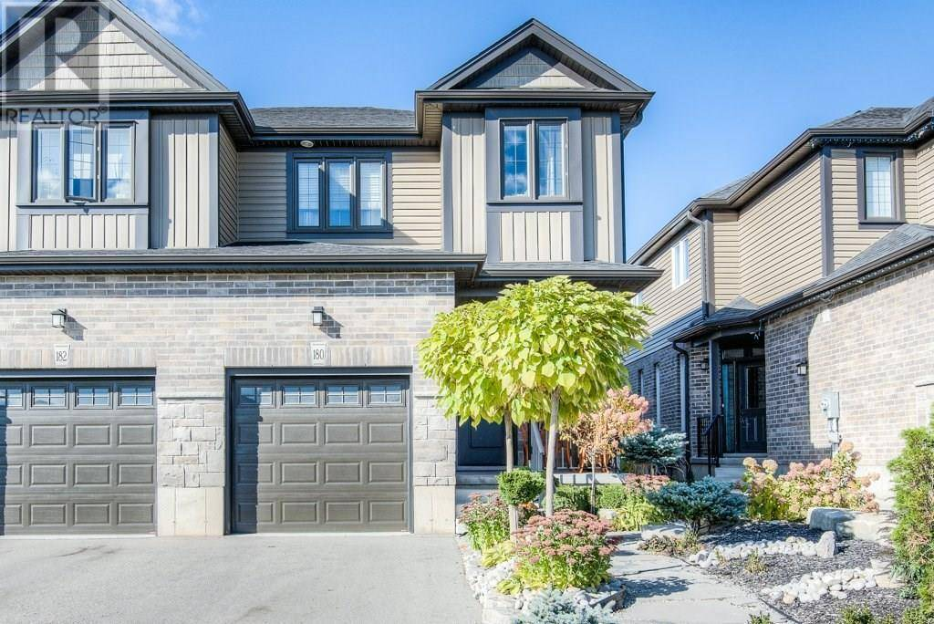 Townhouse for sale at 180 Wedgewood Dr Oxford Ontario - MLS: 30778881
