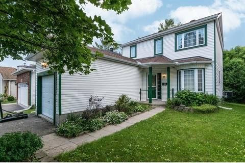 House for sale at 180 Yoho Dr Ottawa Ontario - MLS: 1159710