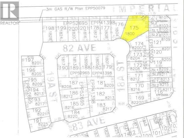 Residential property for sale at 1800 82 Ave Dawson Creek British Columbia - MLS: 177520