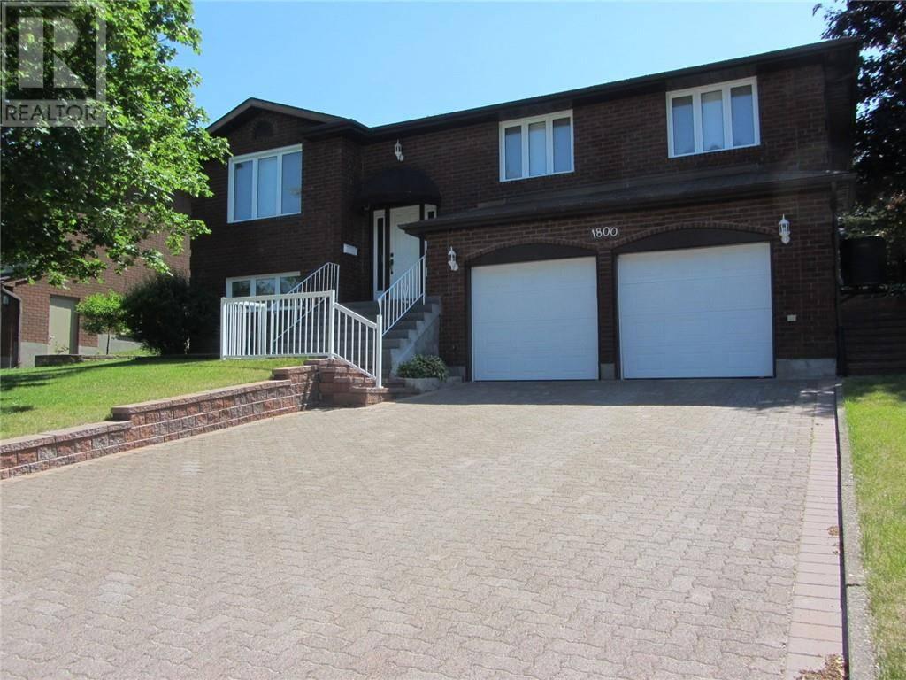 House for sale at 1800 Gemini Cres Sudbury Ontario - MLS: 2077597