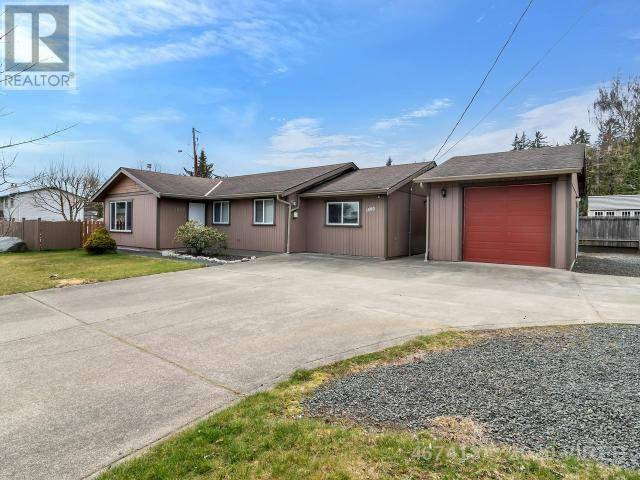 House for sale at 1800 Meadowbrook Dr Campbell River British Columbia - MLS: 467413