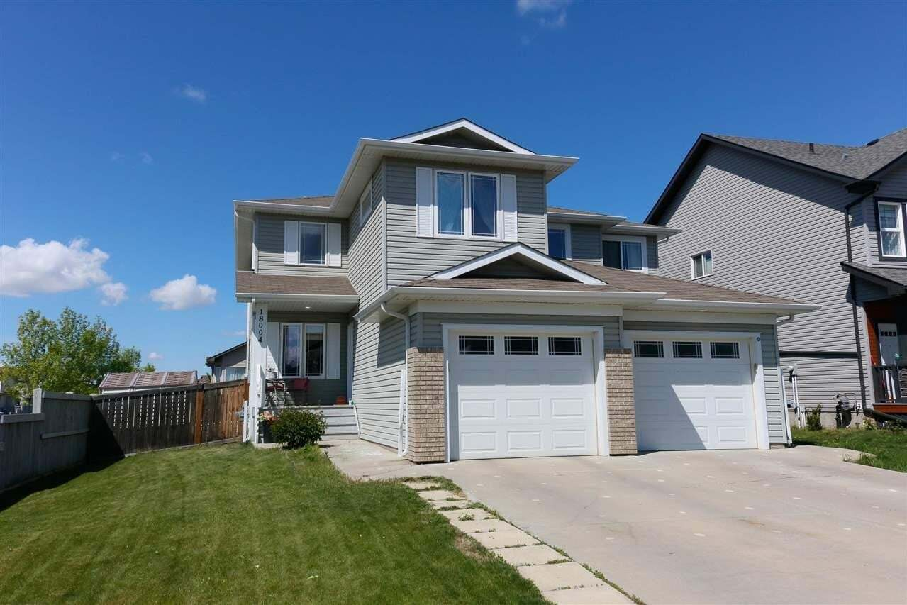 Townhouse for sale at 18004 85 St NW Edmonton Alberta - MLS: E4200740