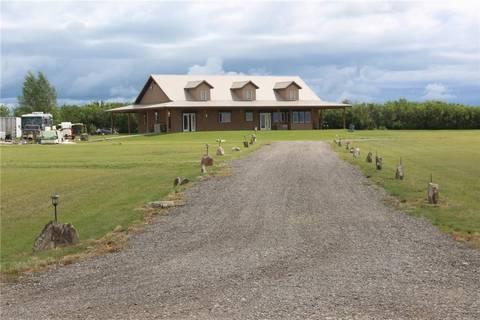 House for sale at 180079 Range Rd Rural Vulcan County Alberta - MLS: C4193923