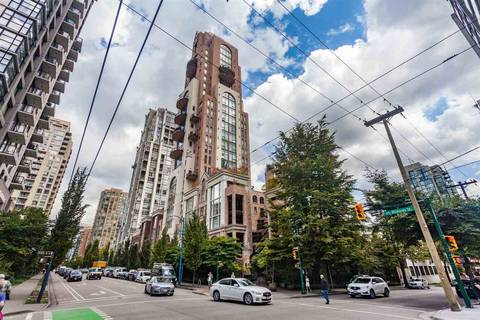 Condo for sale at 1280 Richards St Unit 1801 Vancouver British Columbia - MLS: R2397399