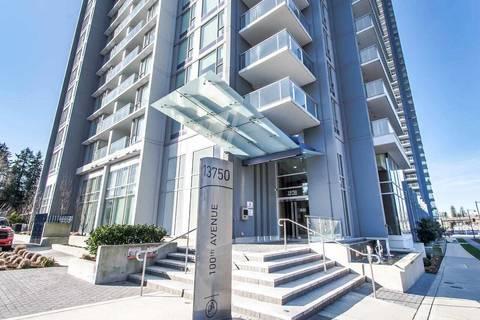 Condo for sale at 13750 100 Ave Unit 1801 Surrey British Columbia - MLS: R2437445