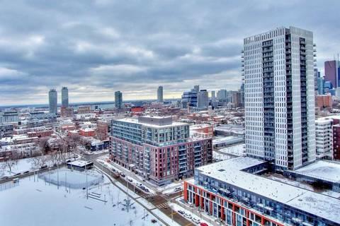 Apartment for rent at 20 Tubman Ave Unit 1801 Toronto Ontario - MLS: C4673973