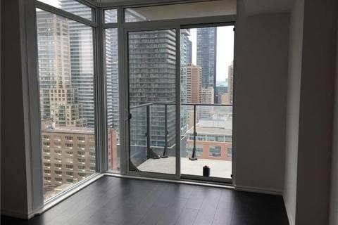 Apartment for rent at 75 St Nicholas St Unit 1801 Toronto Ontario - MLS: C4504872