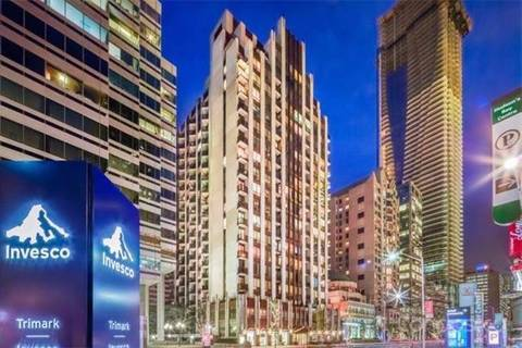 Apartment for rent at 85 Bloor St Unit 1801 Toronto Ontario - MLS: C4523521