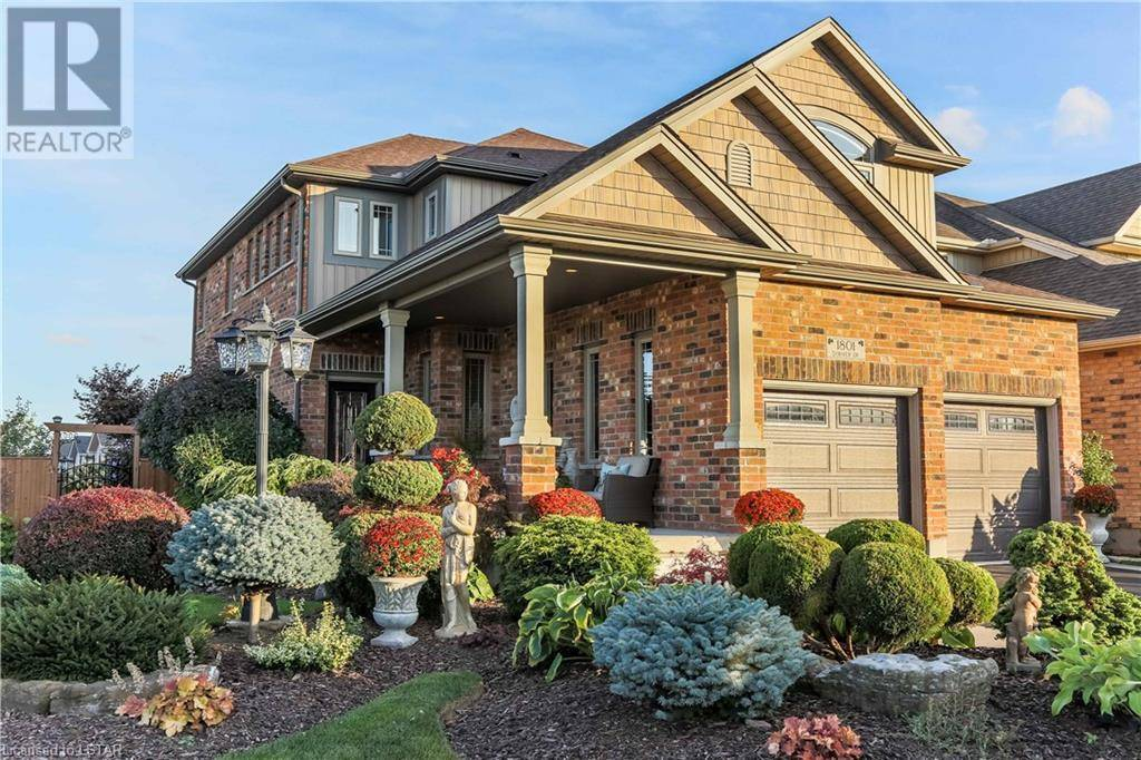 House for sale at 1801 Dormer Dr London Ontario - MLS: 224721
