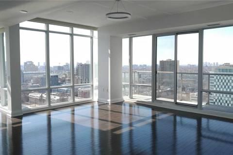 Apartment for rent at 1 Bedford Rd Unit 1802 Toronto Ontario - MLS: C4661766