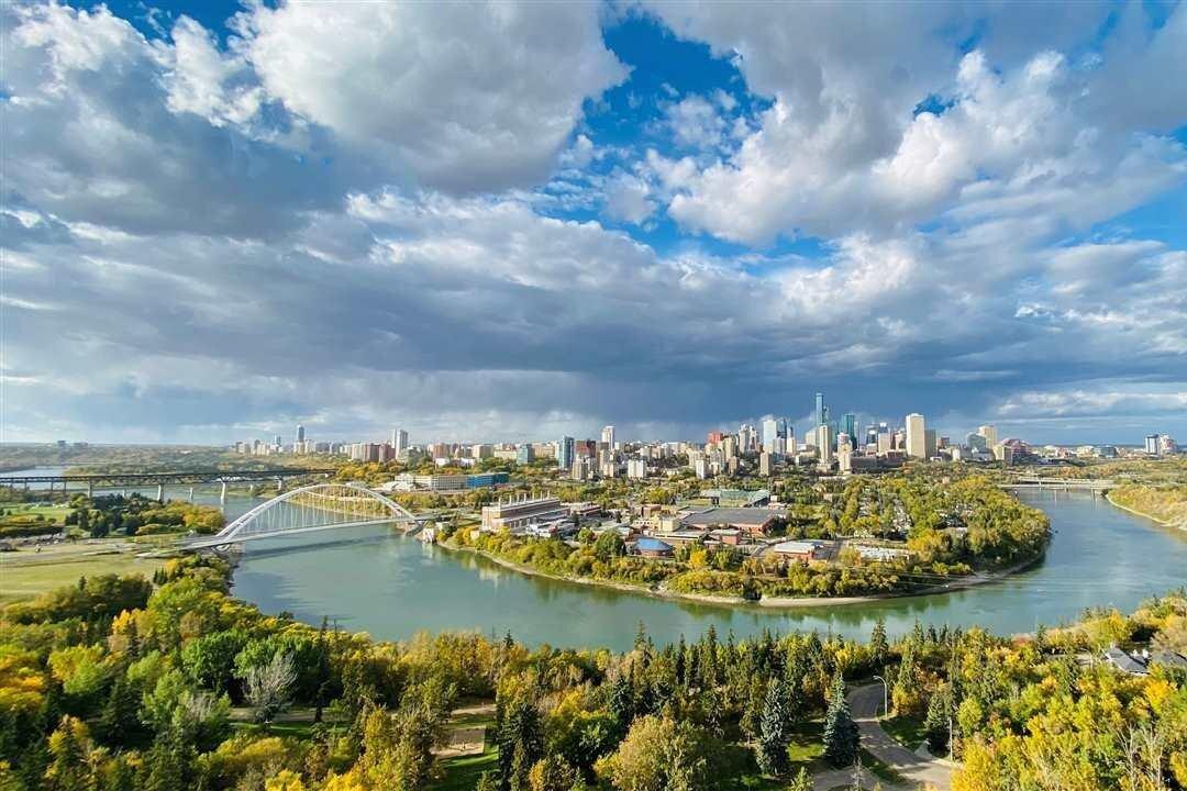 Condo for sale at 10135 Saskatchewan Dr NW Unit 1802 Edmonton Alberta - MLS: E4220970