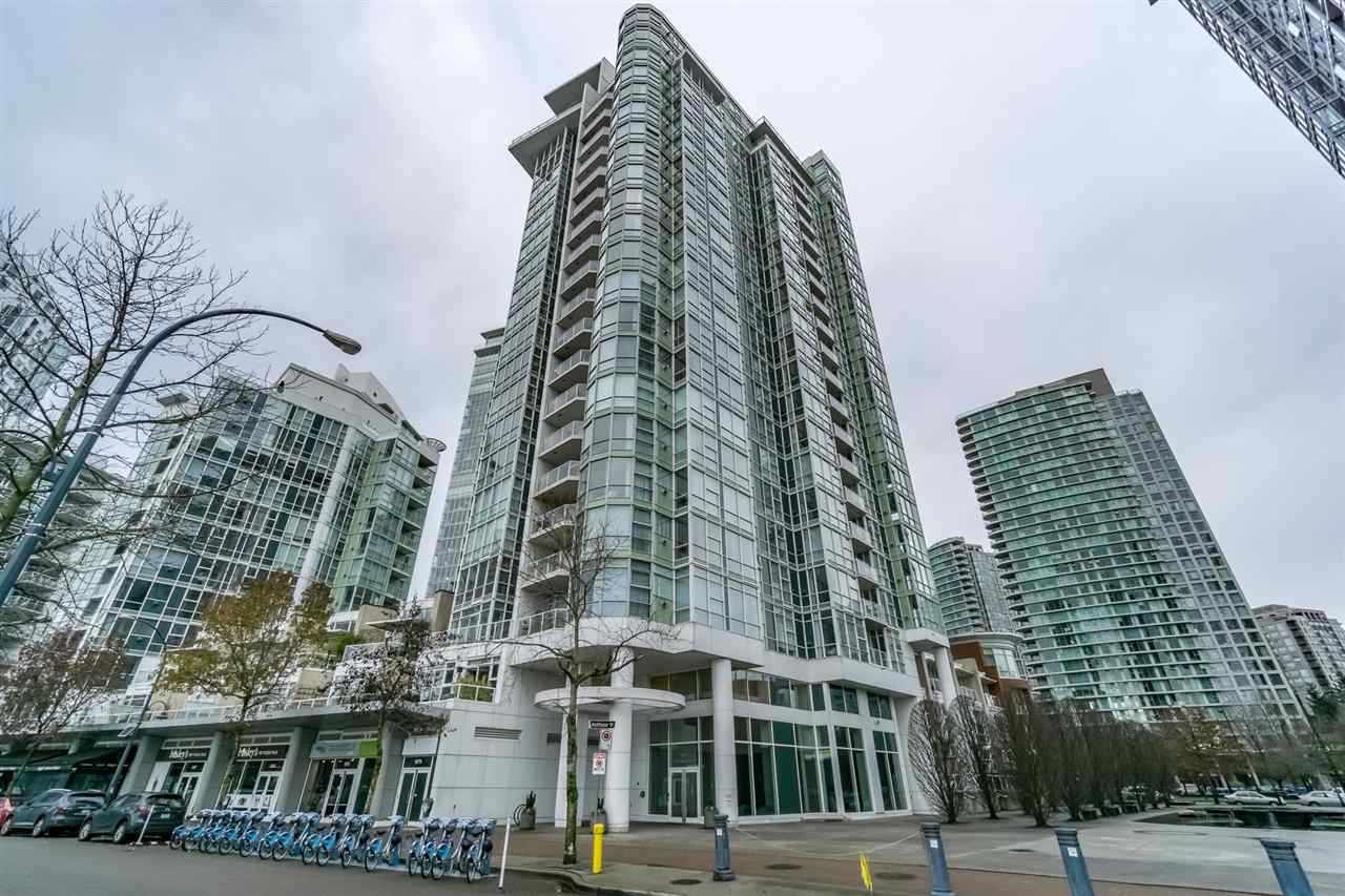 For Sale: 1802 - 1077 Marinaside Crescent, Vancouver, BC | 3 Bed, 2 Bath Condo for $1,950,000. See 20 photos!