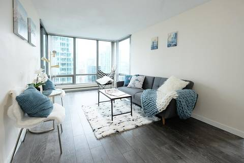 Condo for sale at 1200 Georgia St W Unit 1802 Vancouver British Columbia - MLS: R2351356