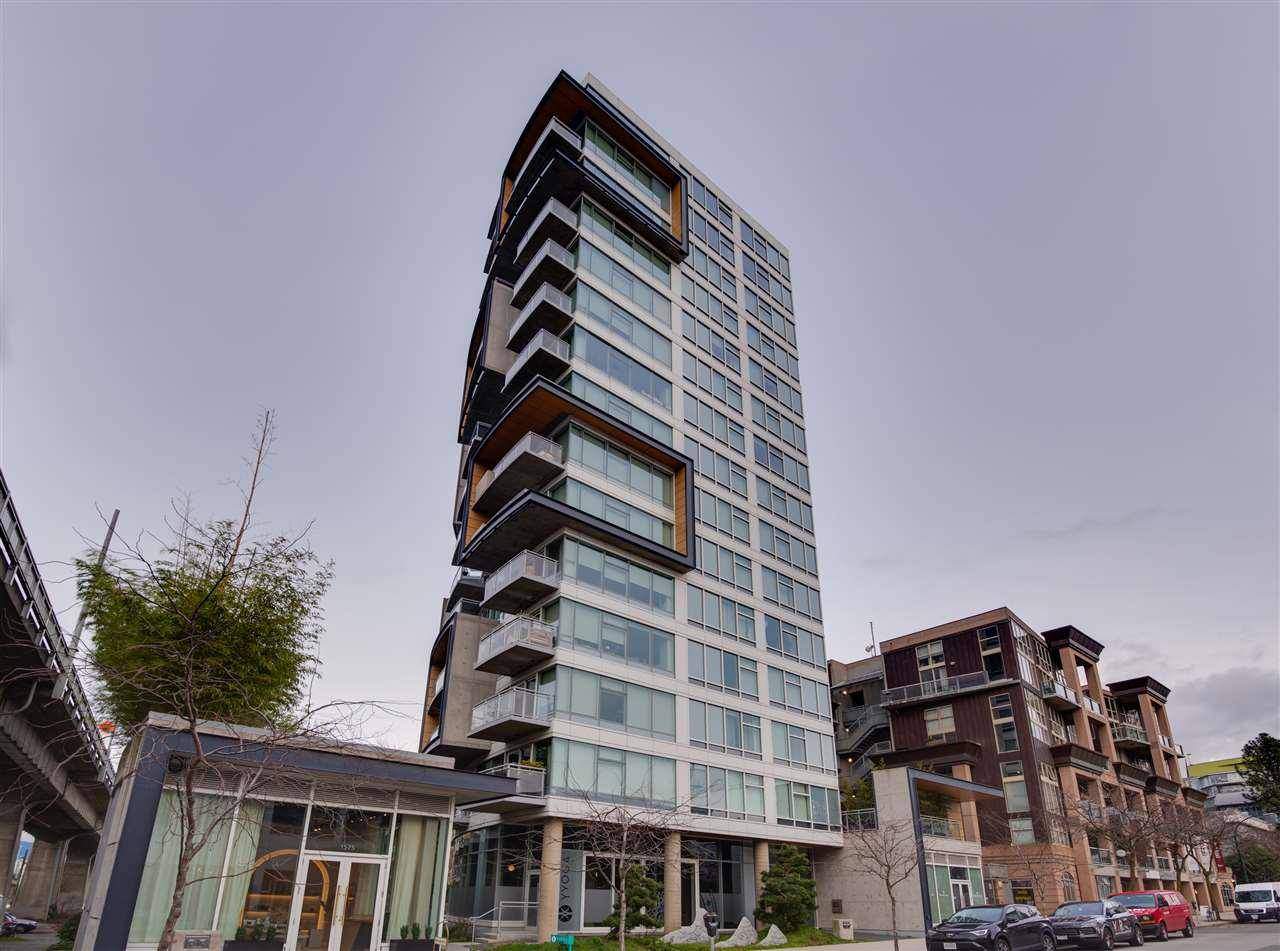 1802 - 1565 6th Avenue West, Vancouver | Image 1