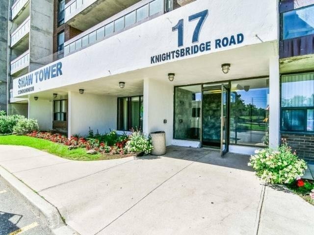 House for sale at 1802-17 Knightsbridge Road Brampton Ontario - MLS: W4309846