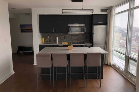 Apartment for rent at 25 Telegram Me Unit 1802 Toronto Ontario - MLS: C4704319