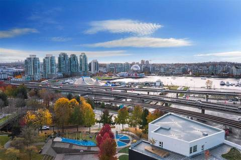 Condo for sale at 58 Keefer Pl Unit 1802 Vancouver British Columbia - MLS: R2448085