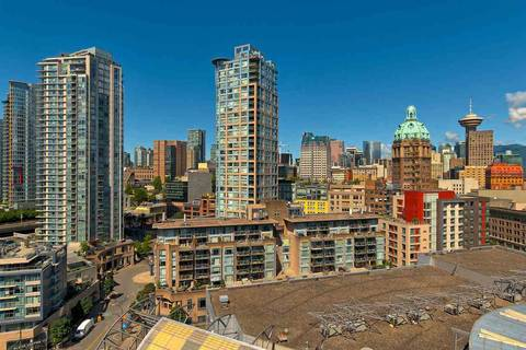 Condo for sale at 63 Keefer Pl Unit 1802 Vancouver British Columbia - MLS: R2436599