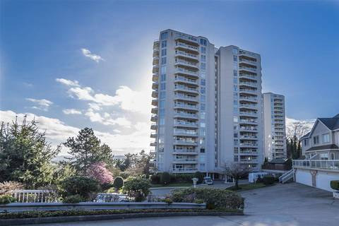 Condo for sale at 71 Jamieson Ct Unit 1802 New Westminster British Columbia - MLS: R2444995