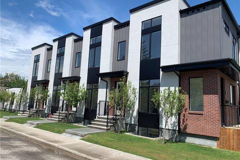 Townhouse for sale at 1802 Undefined 24 Ave Nw Capitol Hill, Calgary Alberta - MLS: C4190418