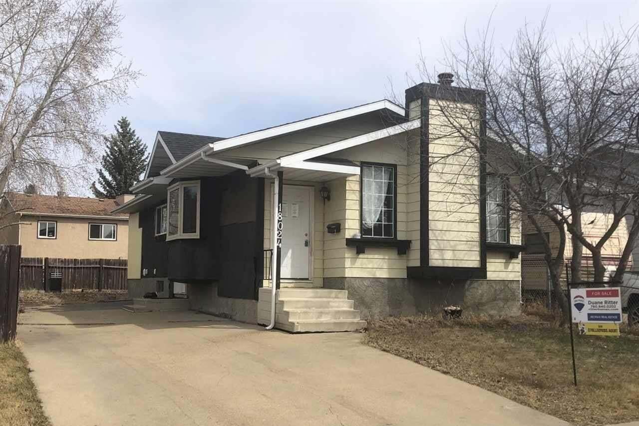 House for sale at 18024 73 Av NW Edmonton Alberta - MLS: E4192489