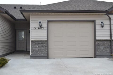 Townhouse for sale at 1803 1 Ave Fort Macleod Alberta - MLS: LD0183702