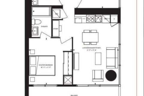 Apartment for rent at 100 New Park Pl Unit 1803 Vaughan Ontario - MLS: N4868473