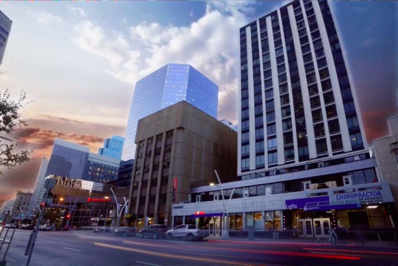 Condo for sale at 10024 Jasper Ave Nw Unit 1803 Edmonton Alberta - MLS: E4175932
