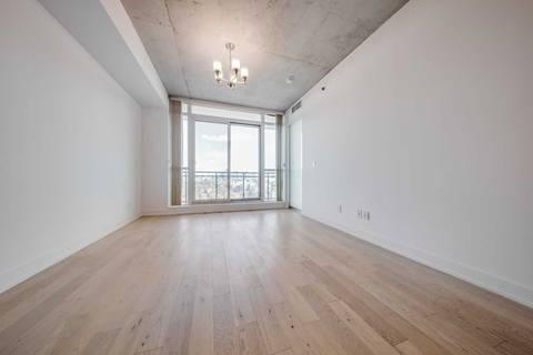 Apartment for rent at 20 Minowan Miikan Ln Unit 1803 Toronto Ontario - MLS: C4602132