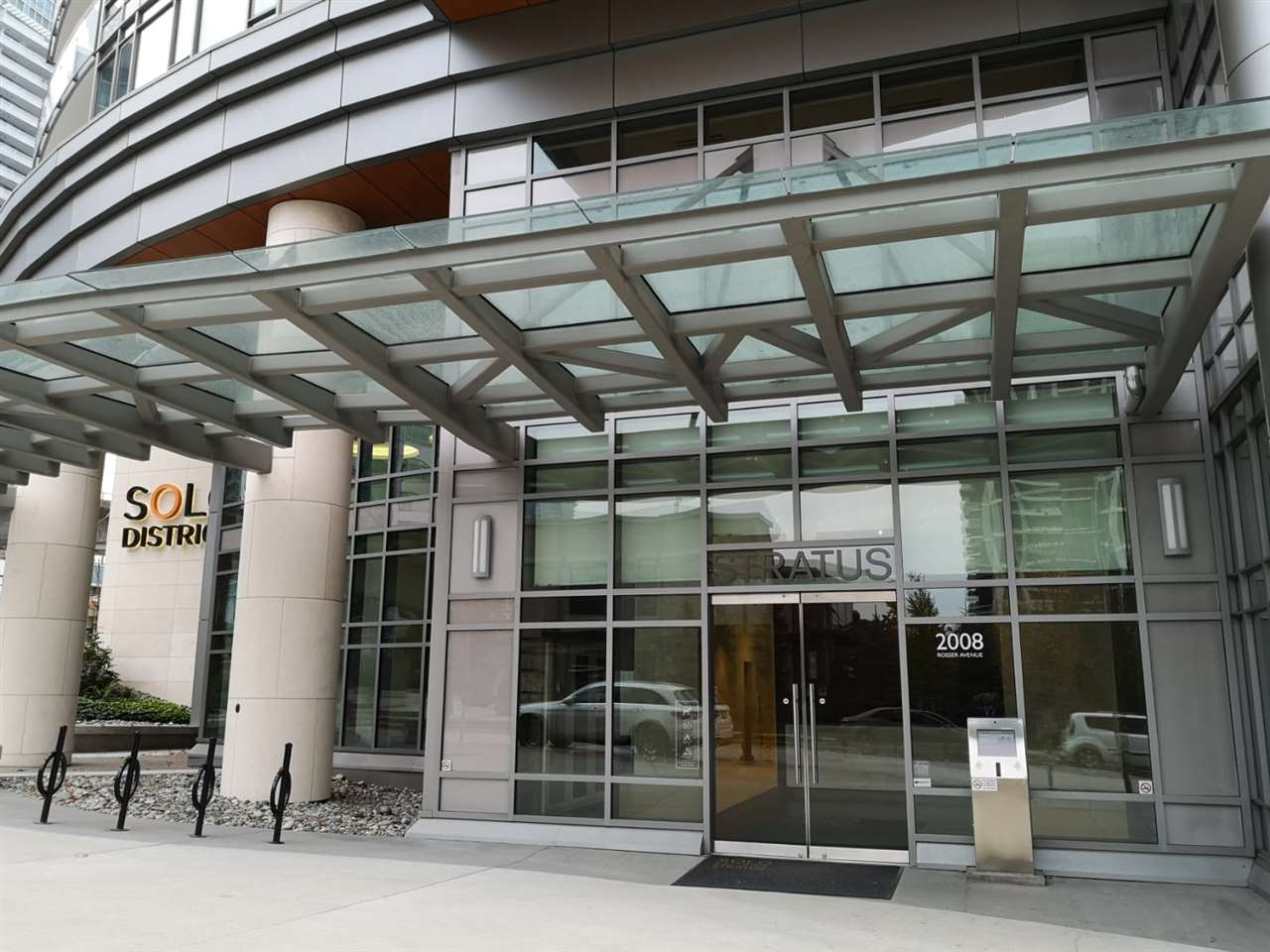 Sold: 1803 - 2008 Rosser Avenue, Burnaby, BC