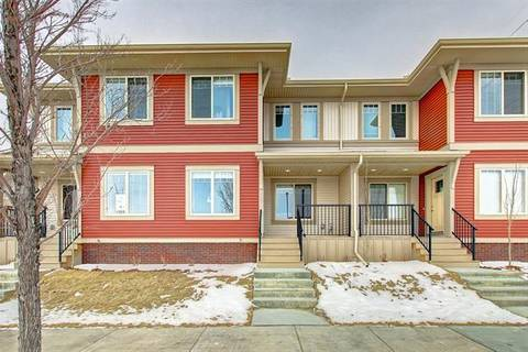 Townhouse for sale at 32 Horseshoe Cres Unit 1803 Cochrane Alberta - MLS: C4287691