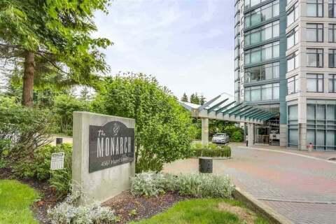 Condo for sale at 4567 Hazel St Unit 1803 Burnaby British Columbia - MLS: R2473194