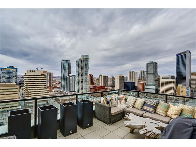 Sold: 1803 - 788 12 Avenue Southwest, Calgary, AB