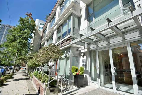 Condo for sale at 821 Cambie St Unit 1803 Vancouver British Columbia - MLS: R2381052