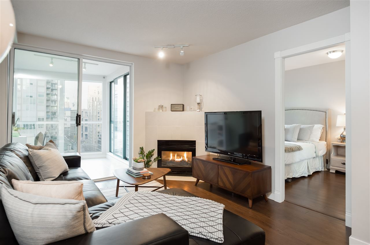 Sold: 1803 - 939 Homer Street, Vancouver, BC