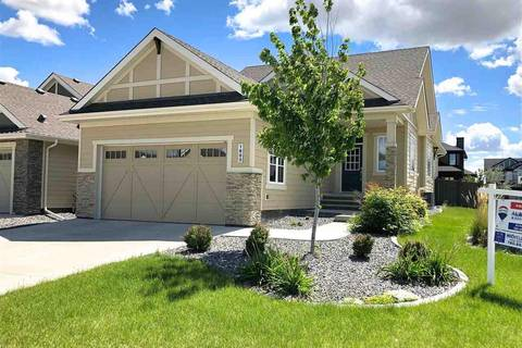 House for sale at 1803 Ainslie Ct Sw Edmonton Alberta - MLS: E4146076