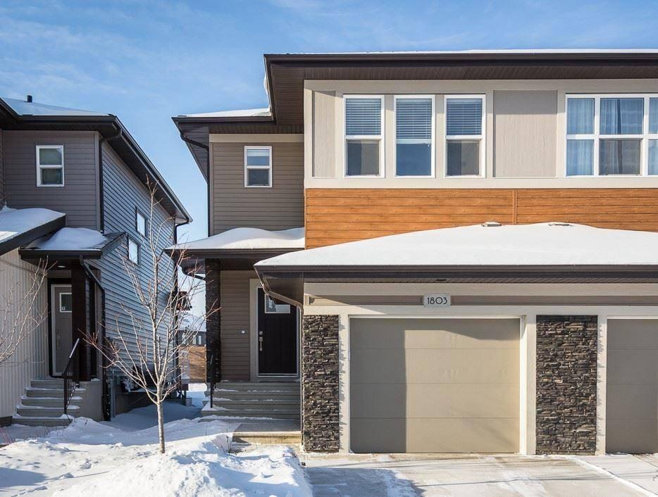 House for sale at 1803 Keene Cres Sw Edmonton Alberta - MLS: E4188771
