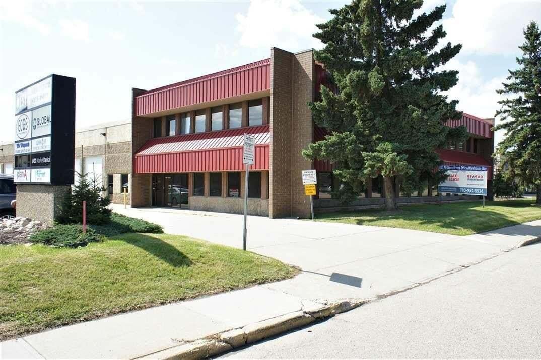 Commercial property for lease at 18035 107 Av NW Edmonton Alberta - MLS: E4209741