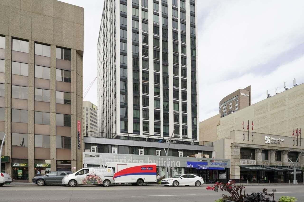 Condo for sale at 10024 Jasper Av NW Unit 1804 Edmonton Alberta - MLS: E4214374