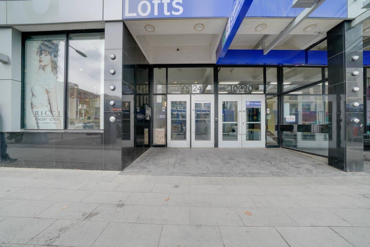 Condo for sale at 10024 Jasper Ave Nw Unit 1804 Edmonton Alberta - MLS: E4183222