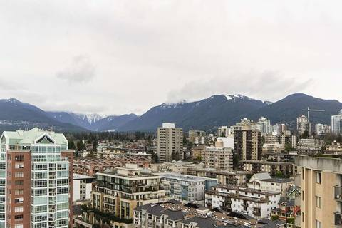 Condo for sale at 145 St. Georges Ave Unit 1804 North Vancouver British Columbia - MLS: R2426271