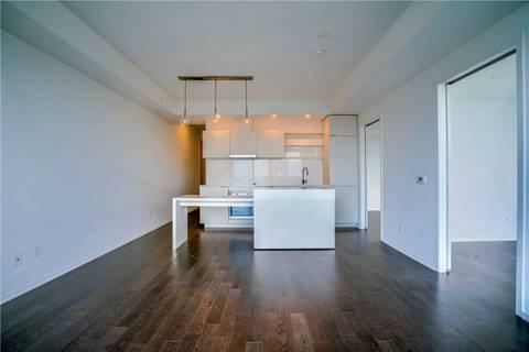 Apartment for rent at 16 Bonnycastle St Unit 1804 Toronto Ontario - MLS: C4688102