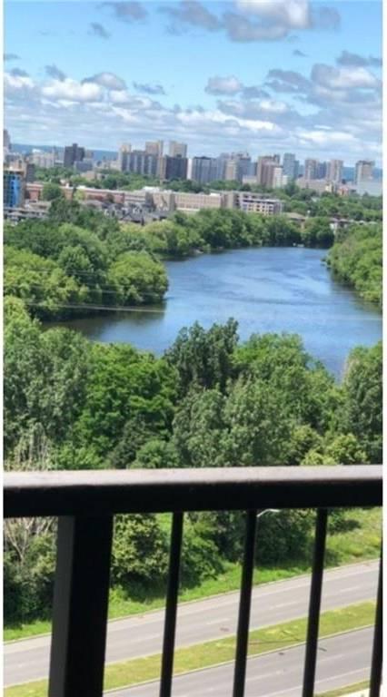 Condo for sale at 1785 Riverside Dr Unit 1804 Ottawa Ontario - MLS: 1165038