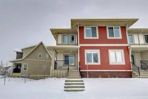Townhouse for sale at 32 Horseshoe Cres Unit 1804 Cochrane Alberta - MLS: C4279206