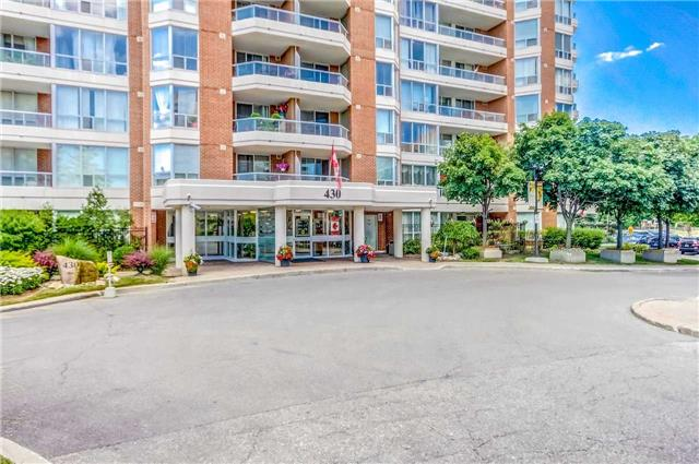 Sold: 1804 - 430 Mclevin Avenue, Toronto, ON