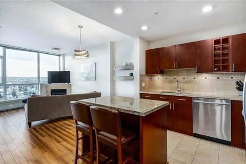 Condo for sale at 77 Spruce Pl Southwest Unit 1804 Calgary Alberta - MLS: C4285218