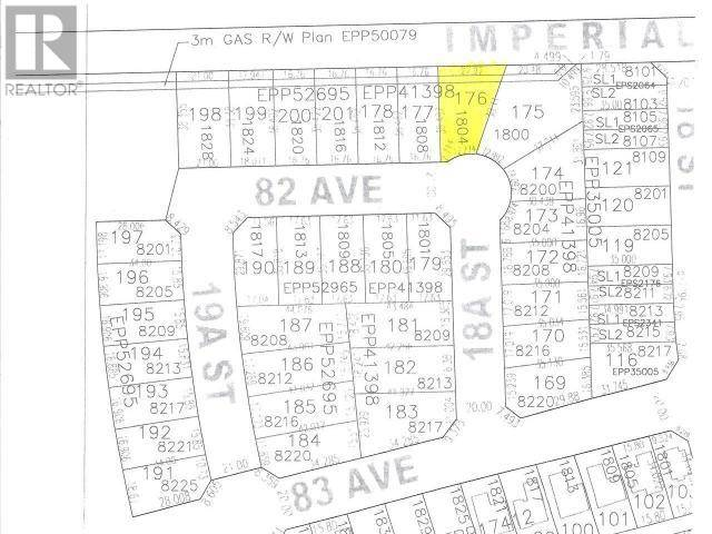 Home for sale at 1804 82 Ave Dawson Creek British Columbia - MLS: 177519