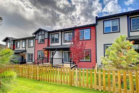 Townhouse for sale at 1804 Jumping Pound Common Cochrane Alberta - MLS: C4265114